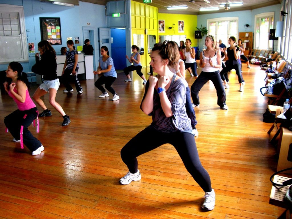 CHE NE SANNO I 2000 dance fitness Macumba