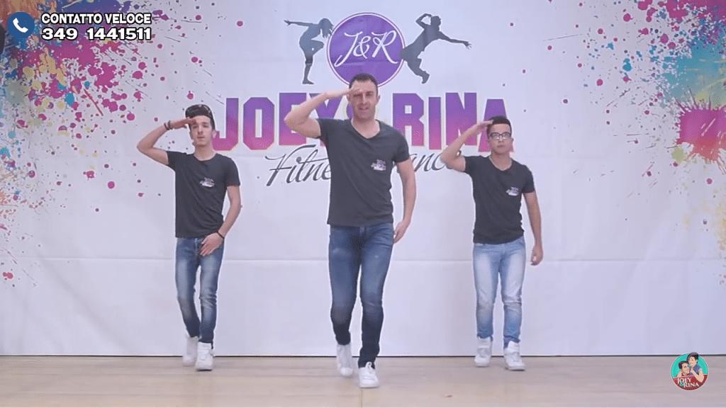 """Balli di Gruppo 2017 """" RUMBA """" Joey&Rina"""
