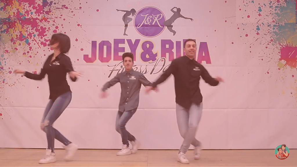 "Balli di Gruppo 2017 "" DESPACITO "" Joey&Rina"