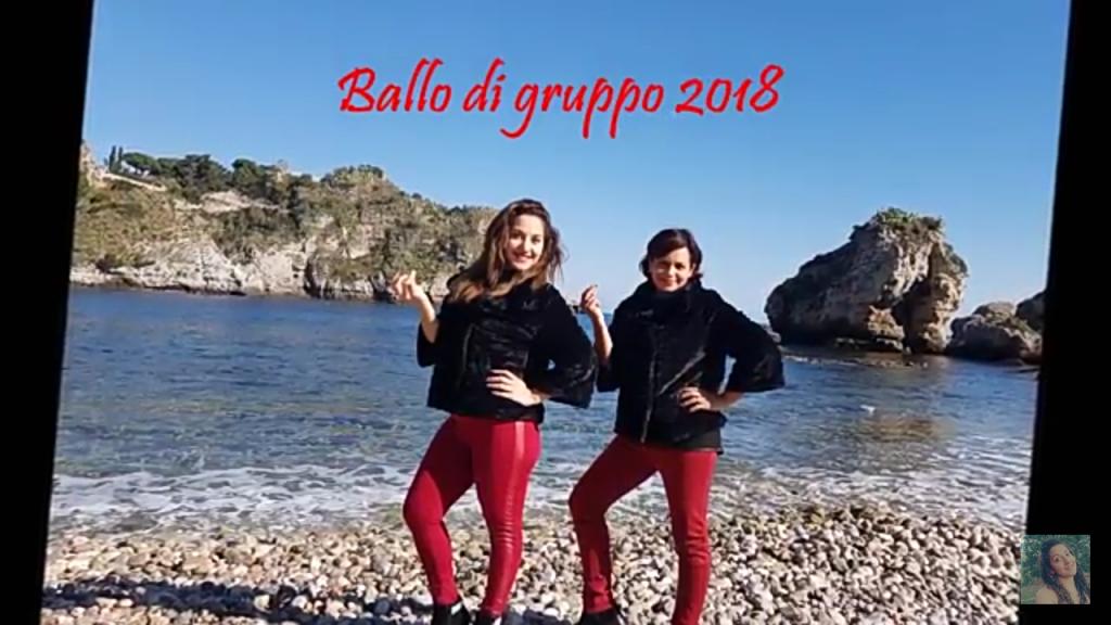 Ballo di gruppo 2018 - coreo Mary Concy & Monica Islanda - Ofenbach Vs. Nick Waterhouse - Katchi